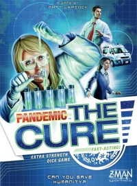 Pandemic the Cure dice game