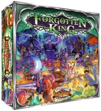 Super Dungeon Forgotten King board game