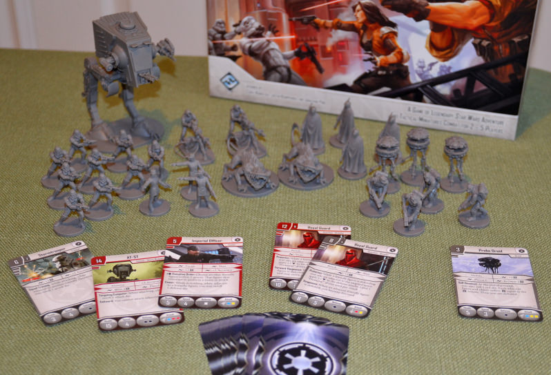 The Board Game Family Star Wars: Imperial Assault board ...