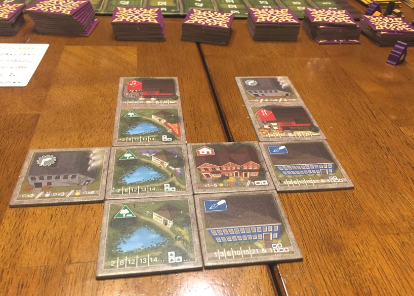 between two cities board game review