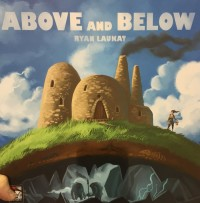 SaltCon 2016 Above and Below board game
