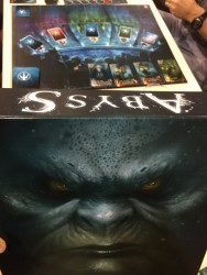 SaltCon 2016 Abyss board game