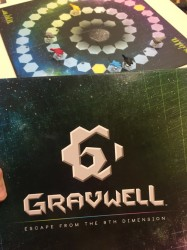 SaltCon 2016 Gravwell board game