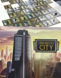 SaltCon 2016 Infinite City board game