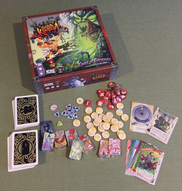 The board game family how awesome is awesome kingdom the board awesome kingdom card game urtaz Gallery