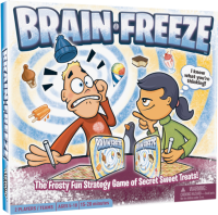 Brain Freeze board game