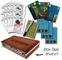 Fugitive card game