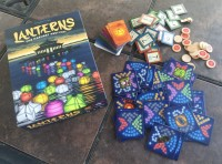 Lanterns: The Harvest Festival board game