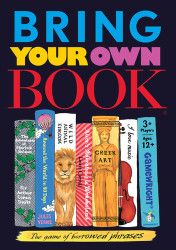 Bring Your Own Book family game
