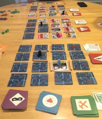 Burgle Bros. board game