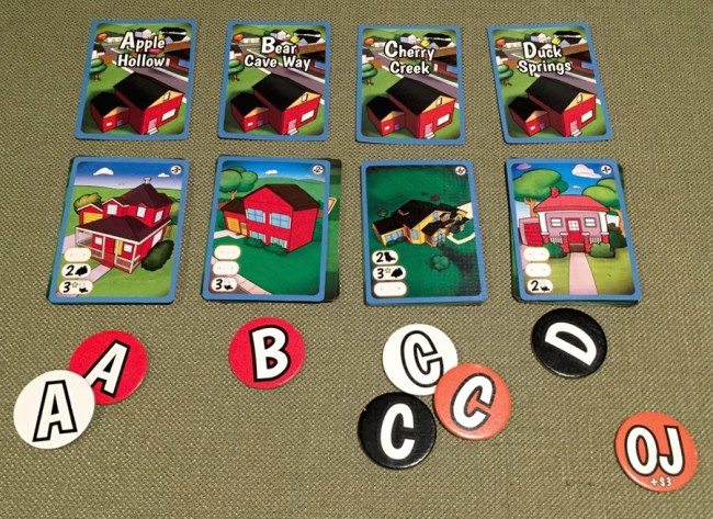 Mow Money board game