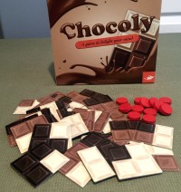 Chocoly board game