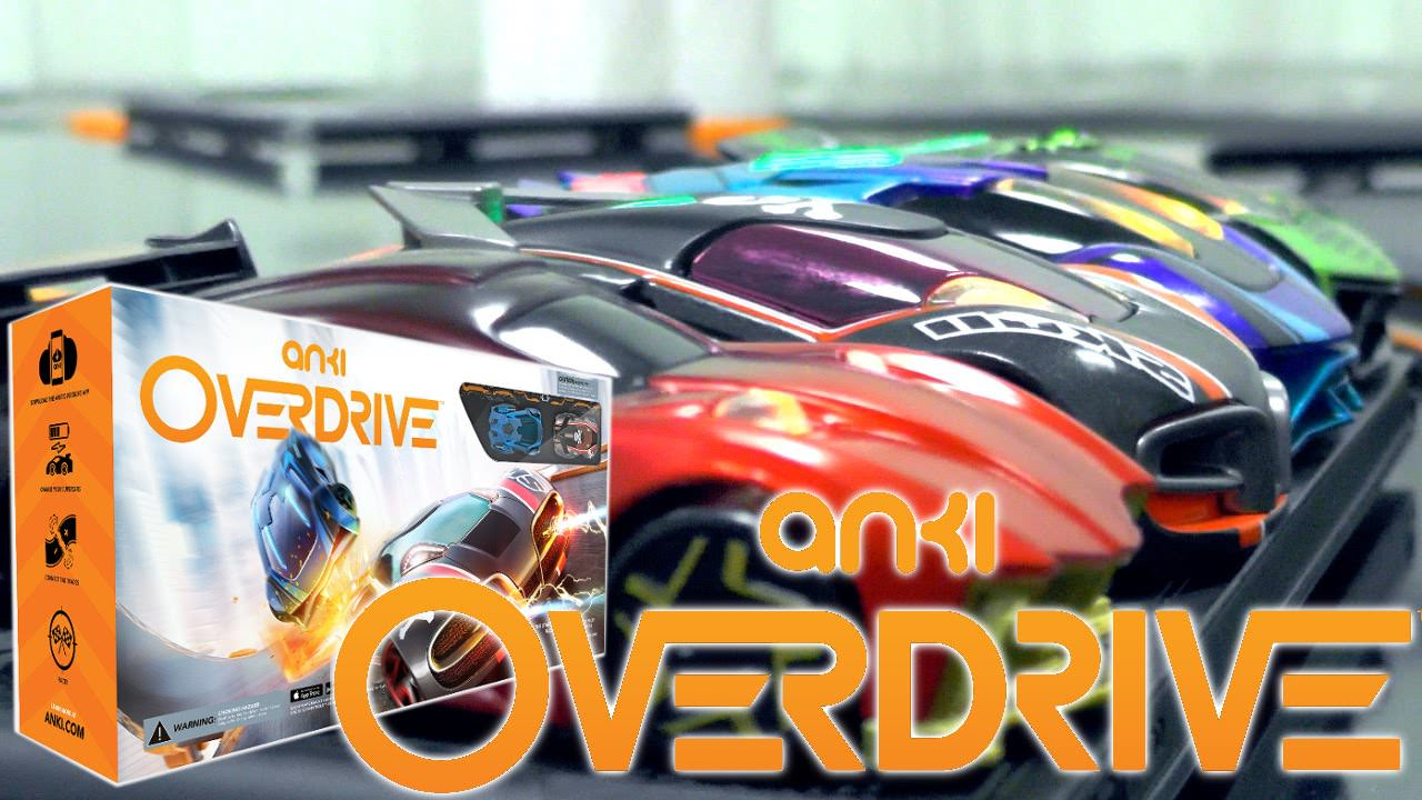 Anki Drive Car Racing Game