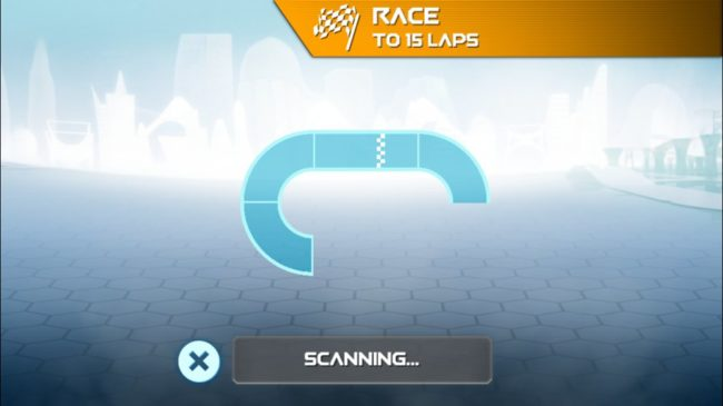 Anki Overdrive car racing