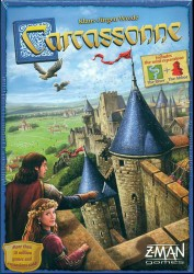 Carcasonne board game
