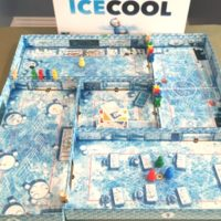 Ice Cool board game gift