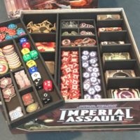 Insert Here board game insert Impreial Assault