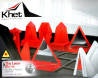 Khet board game box