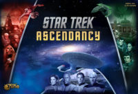 Star Trek Ascendancy board game box