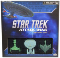 Star Trek Attack Wing board game box
