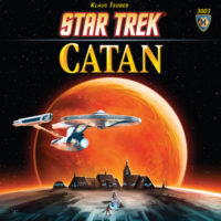 Star Trek Catan board game box