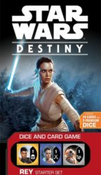 Star Wars Destiny dice game box