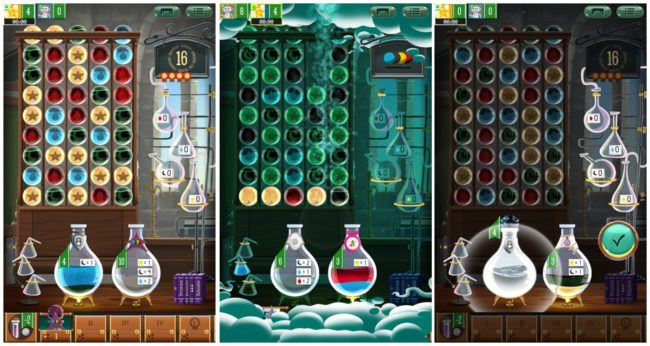 Potion Explosion board game app
