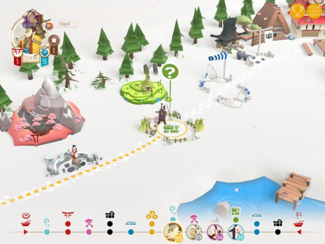 Tokaido board game app