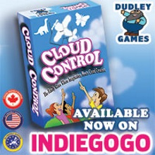 Cloud Control board game