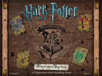 Harry Potter Hogwarts Battle card game
