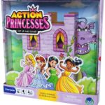 Action Princesses children's game