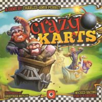 Crazy Karts board game