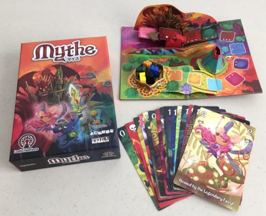 Mythe children's board game