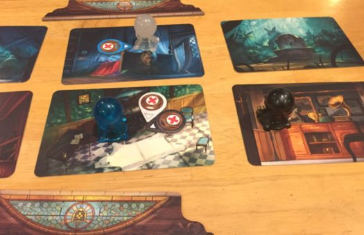 Mysterium board game