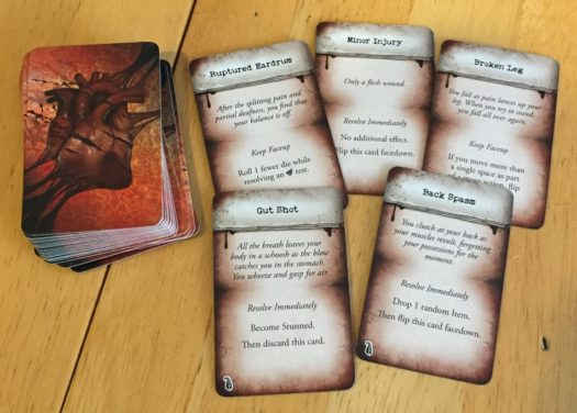 Mansions of Madness second edition board game