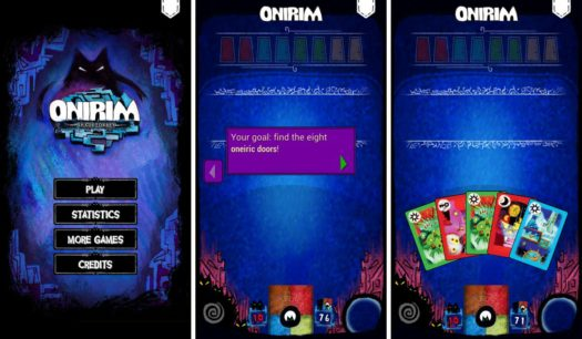 Onirim digital game