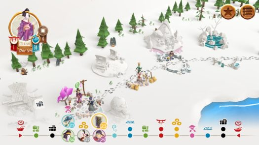 Tokaido digital game