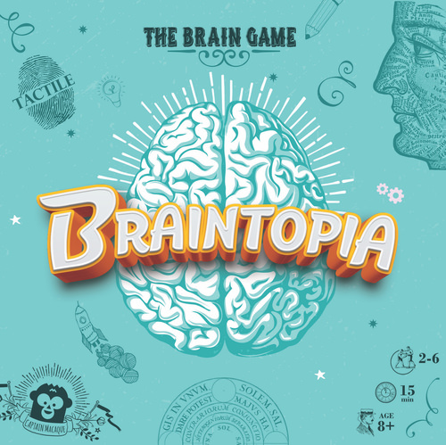 Braintopia board game