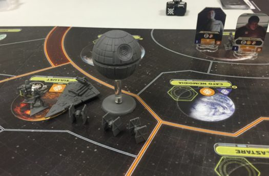 Star Wars Rebellion board game