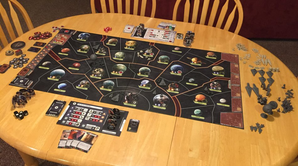 Star Wars Board Game Template Pictures to Pin on Pinterest ...