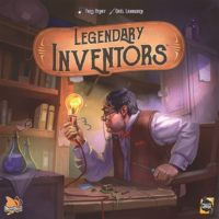 Legendary Inventors board game
