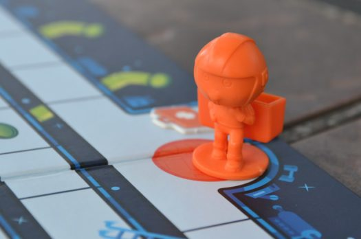 Mole Rats in Space board game