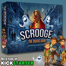 Scrooge the Board Game