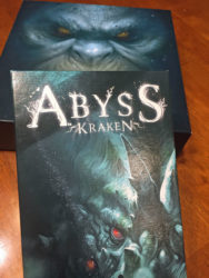 Abyss Kraken board game