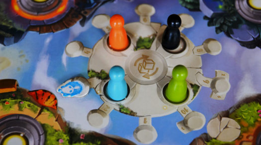 Dice Forge board game