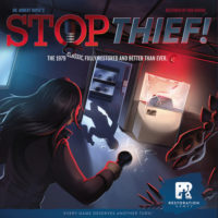 Stop Thief board game