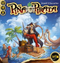 Piña Pirata card game