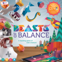 Beasts of Balance board game