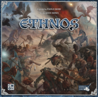 Ethnos board game