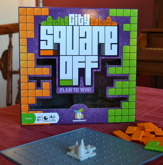 City Square Off: 2-player Game And Puzzle Fun